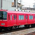 名古屋鉄道 6500系 6420F④ ク6500形 Tc2 6520 SR車 4連 セミクロスシート車