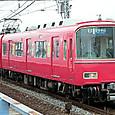 名古屋鉄道 6800系 6826F① ク6000形 Tc 6826 SR車 2連 セミクロスシート車