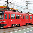 名古屋鉄道 美濃町線用 モ880形改 80F② 881 複電圧車