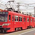 名古屋鉄道 美濃町線用 モ880形改 86F② 887 複電圧車