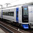 名古屋鉄道 2000系 01F 中部国際空港アクセス特急 μミュースカイ 3連(登場時)