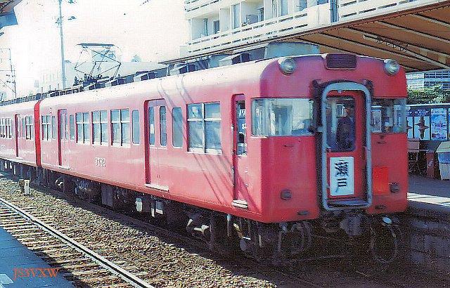 名古屋鉄道 瀬戸線 HL車 3780系 3782F① モ3780形 3782