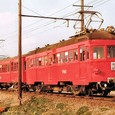 名古屋鉄道 *揖斐線、谷汲線用 モ700形 702 (鉄道線車両 黒野検車区)