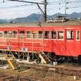 名古屋鉄道 *揖斐線、谷汲線用 モ700形 703 (鉄道線車両 黒野検車区)
