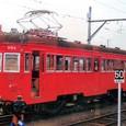 名古屋鉄道 *揖斐線、谷汲線用 モ700形 704 (鉄道線車両 黒野検車区)