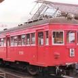 名古屋鉄道 *揖斐線、谷汲線用 モ750形 755 (鉄道線車両 黒野検車区)