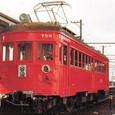 名古屋鉄道 *揖斐線、谷汲線用 モ750形 758(パンタ側) (鉄道線車両 黒野検車区)