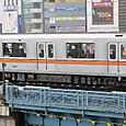 東京メトロ(東京地下鉄) 銀座線 01系 27F③ 01-327 チョッパ制御車(2次車)