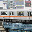 東京メトロ(東京地下鉄) 銀座線 01系 27F④ 01-427 チョッパ制御車(2次車)
