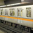 東京メトロ(東京地下鉄) 銀座線 01系 08F④ 01-408 チョッパ制御車(1次車)