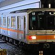 東京メトロ(東京地下鉄) 銀座線 01系 08F⑥ 01-608 チョッパ制御車(1次車)