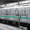 東京メトロ(東京地下鉄) 千代田線 06系 71F④ 06-401 VVVFインバータ(IGBT)制御車