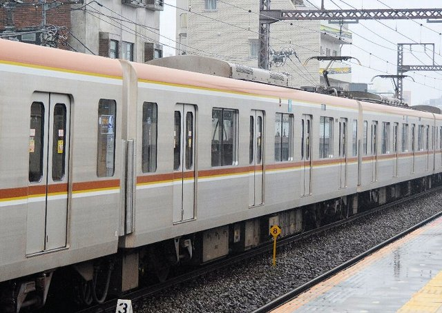 東京メトロ(東京地下鉄) 10000系01F② 10900形 10901 副都心線/有楽町線用
