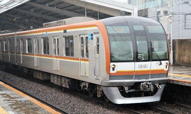 東京メトロ(東京地下鉄) 10000系01F⑩ 10100形 10101 副都心線/有楽町線用