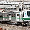 東京メトロ(東京地下鉄) 千代田線 6000系 10F① 6110 GTOチョッパ制御改造車