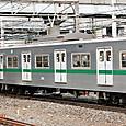 東京メトロ(東京地下鉄) 千代田線 6000系 10F② 6210 GTOチョッパ制御改造車