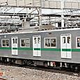 東京メトロ(東京地下鉄) 千代田線 6000系 10F③ 6310 GTOチョッパ制御改造車