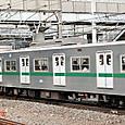 東京メトロ(東京地下鉄) 千代田線 6000系 10F⑤ 6510 GTOチョッパ制御改造車