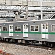 東京メトロ(東京地下鉄) 千代田線 6000系 10F⑥ 6610 GTOチョッパ制御改造車