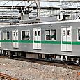 東京メトロ(東京地下鉄) 千代田線 6000系 23F⑥ 6623 第4次量産車 チョッパ制御車(オリジナル)