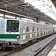 東京メトロ(東京地下鉄) 千代田線 *6000系 01F 2次試作車 VVVFインバータ制御改造車