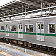 東京メトロ(東京地下鉄) 千代田線 6000系 01F③ 6301 VVVFインバータ制御改造車