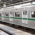 東京メトロ(東京地下鉄) 千代田線 6000系 01F④ 6401 VVVFインバータ制御改造車