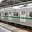 東京メトロ(東京地下鉄) 千代田線 6000系 01F⑤ 6501 VVVFインバータ制御改造車