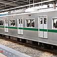 東京メトロ(東京地下鉄) 千代田線 6000系 01F⑥ 6601 VVVFインバータ制御改造車