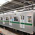 東京メトロ(東京地下鉄) 千代田線 6000系 01F⑦ 6701 VVVFインバータ制御改造車