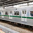 東京メトロ(東京地下鉄) 千代田線 6000系 01F⑧ 6801 VVVFインバータ制御改造車
