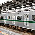 東京メトロ(東京地下鉄) 千代田線 6000系 01F⑨ 6901 VVVFインバータ制御改造車