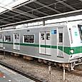 東京メトロ(東京地下鉄) 千代田線 6000系 01F⑩ 6001 VVVFインバータ制御改造車