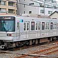 *東京メトロ(東京地下鉄) 日比谷線 03系 チョッパ制御車 21F⑧ 03-821 5ドア車
