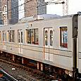 東京メトロ(東京地下鉄) 日比谷線 03系 VVVFインバータ制御車 42F④ 03-442