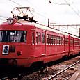 名古屋鉄道 3400系4連 3402F② ク2400形 2402 AL車
