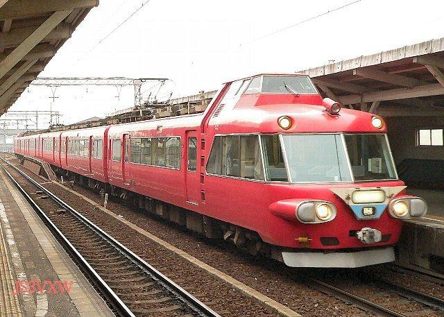 名古屋鉄道 7500系パノラマカー 7501F⑥ モ7500形  7502 1次車