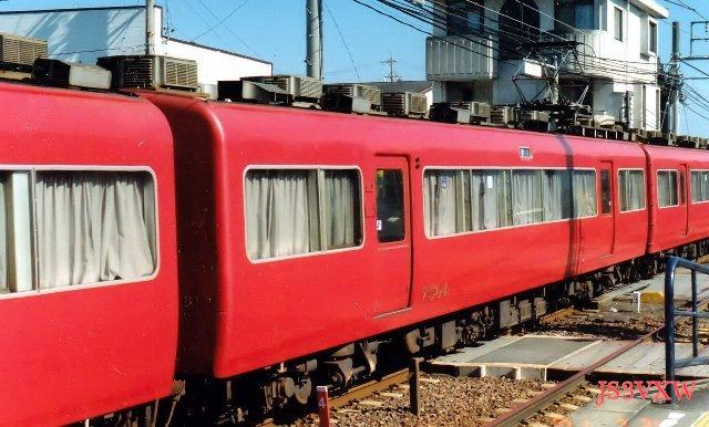 名古屋鉄道 7500系パノラマカー 7513F④ モ7550形 7564