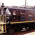 名古屋鉄道 デキ400形 電気機関車 401
