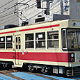 長崎電気軌道(長崎市電) 1200A形 1203 オリジナル塗装  2014年撮影