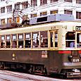 長崎電気軌道(長崎市電) 211形(車体更新車) 215 オリジナル塗装