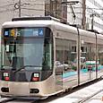*長崎電気軌道(長崎市電) 3000形(超低床車) 3003A オリジナル塗装 2006年撮影