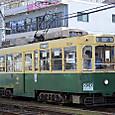 長崎電気軌道(長崎市電) 500形(冷房改造車) 506 オリジナル塗装 2014年撮影