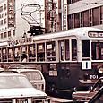 長崎電気軌道(長崎市電) 700形 701 オリジナル塗装 もと都電2000形