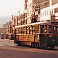 長崎電気軌道(長崎市電) 700形 705_ オリジナル塗装 もと都電2000形