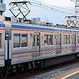 南海電気鉄道 3000系6連_3517F② 3027 もと泉北高速鉄道3000系