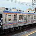 南海電気鉄道 3000系6連_3517F④ 3518 もと泉北高速鉄道3000系