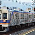 南海電気鉄道 3000系6連_3517F⑥ 3556 もと泉北高速鉄道3000系