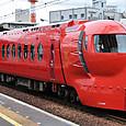 南海電気鉄道 赤いラピート 50000系02F⑥ 50502 ネオ ジオン バージョン