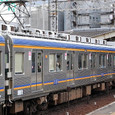 南海電気鉄道 6100系 6(2+4)連 6117F④ モハ6101形 6116 M